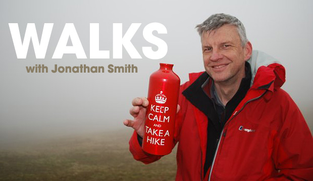 The Northern Echo: Walks with Jonathan Smith