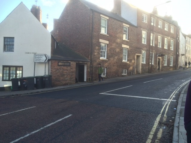 Major Road Into And Out Of Durham City Centre Reopens After