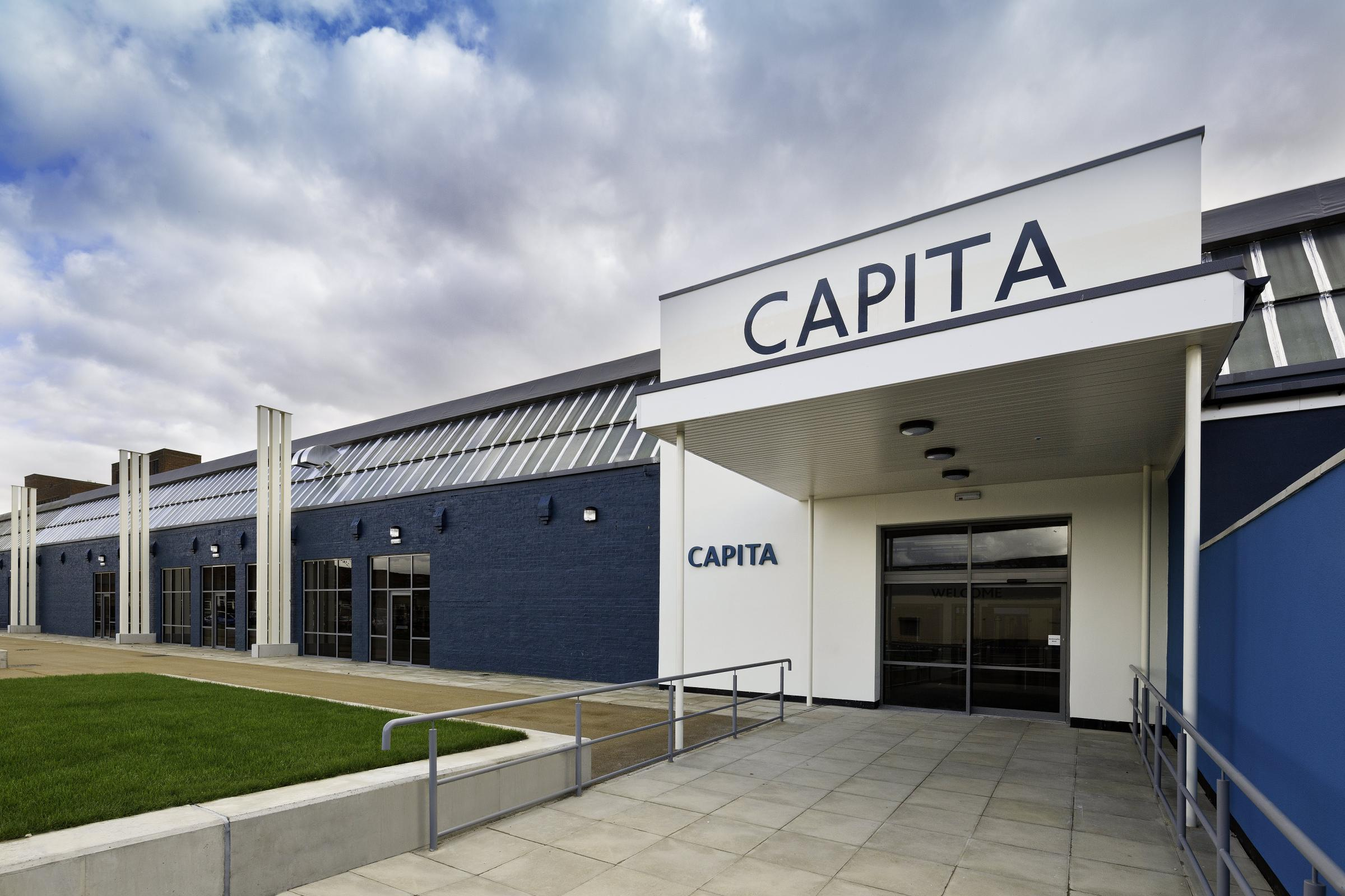 BASE: Capita runs operations out of Darlington's Lingfield Point