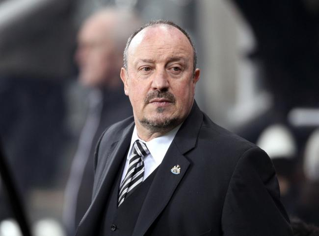 Rafael Benitez is set to leave Newcastle United when his contract expires next weekend
