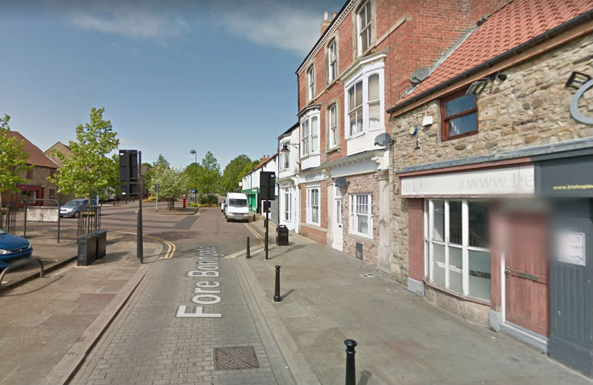 ASSAULT: A 26 year old man was arrested after an incident in Bishop Auckland on Friday. Picture: GOOGLE