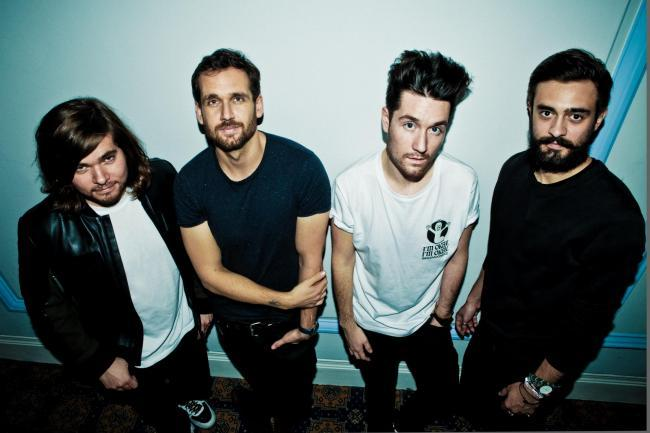 Bastille to play at Scarborough Open Air Theatre - joining Britney on