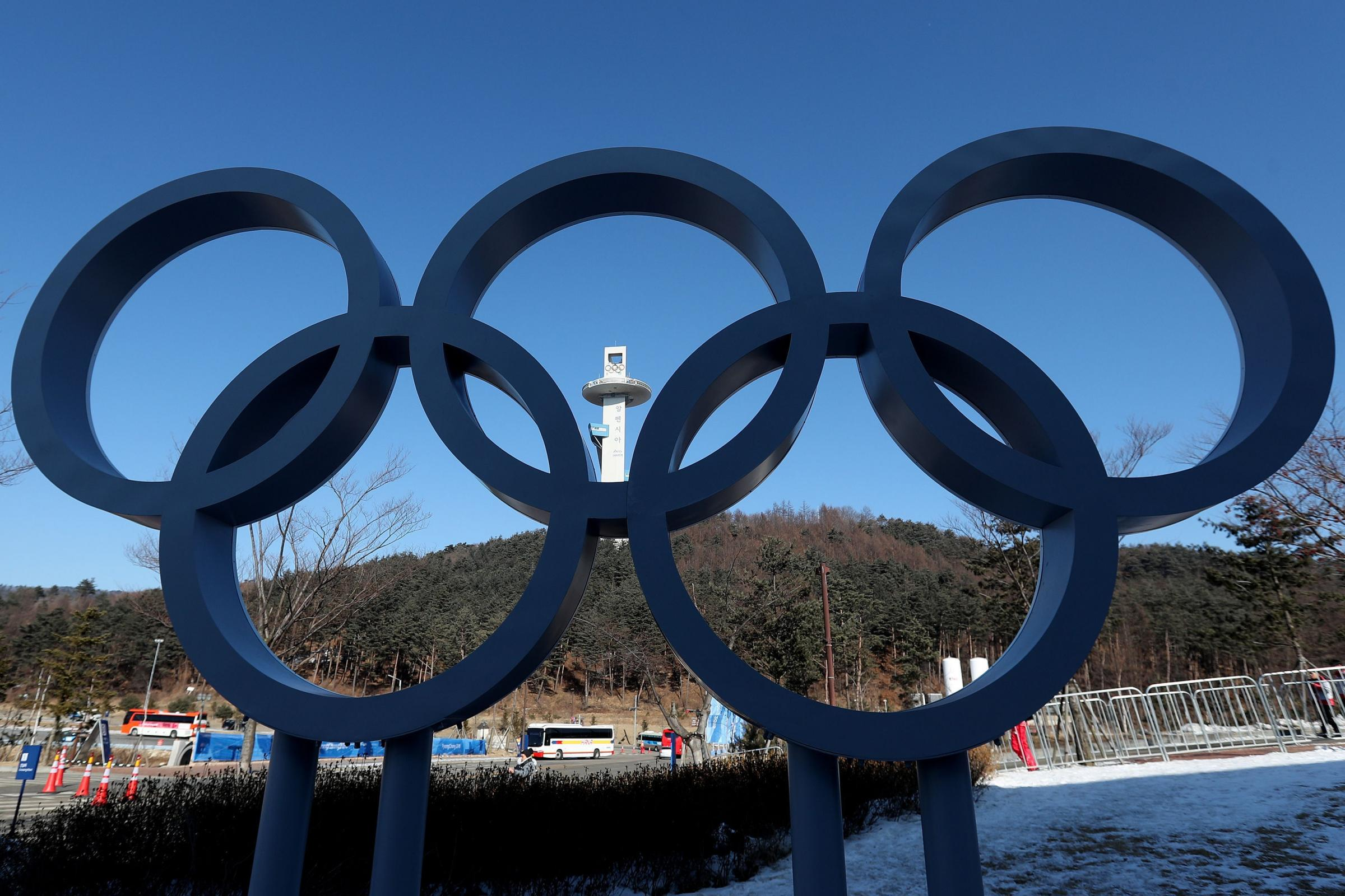 The Winter Olympics begin with an opening ceremony in Pyeongchang today