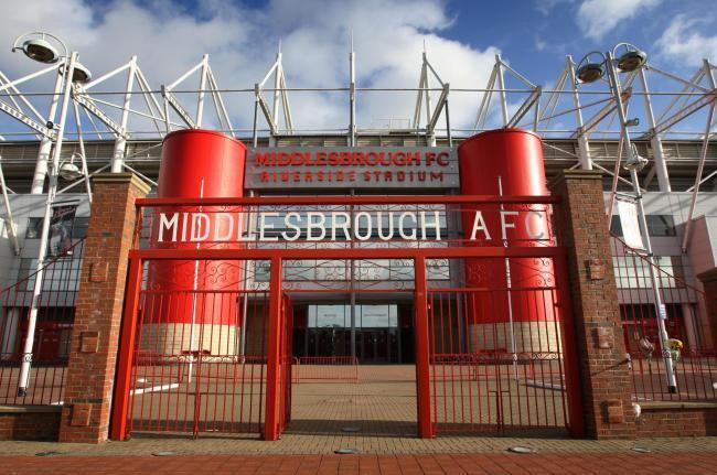 Plea for Boro fans to bring foodbank donations to Saturday's match