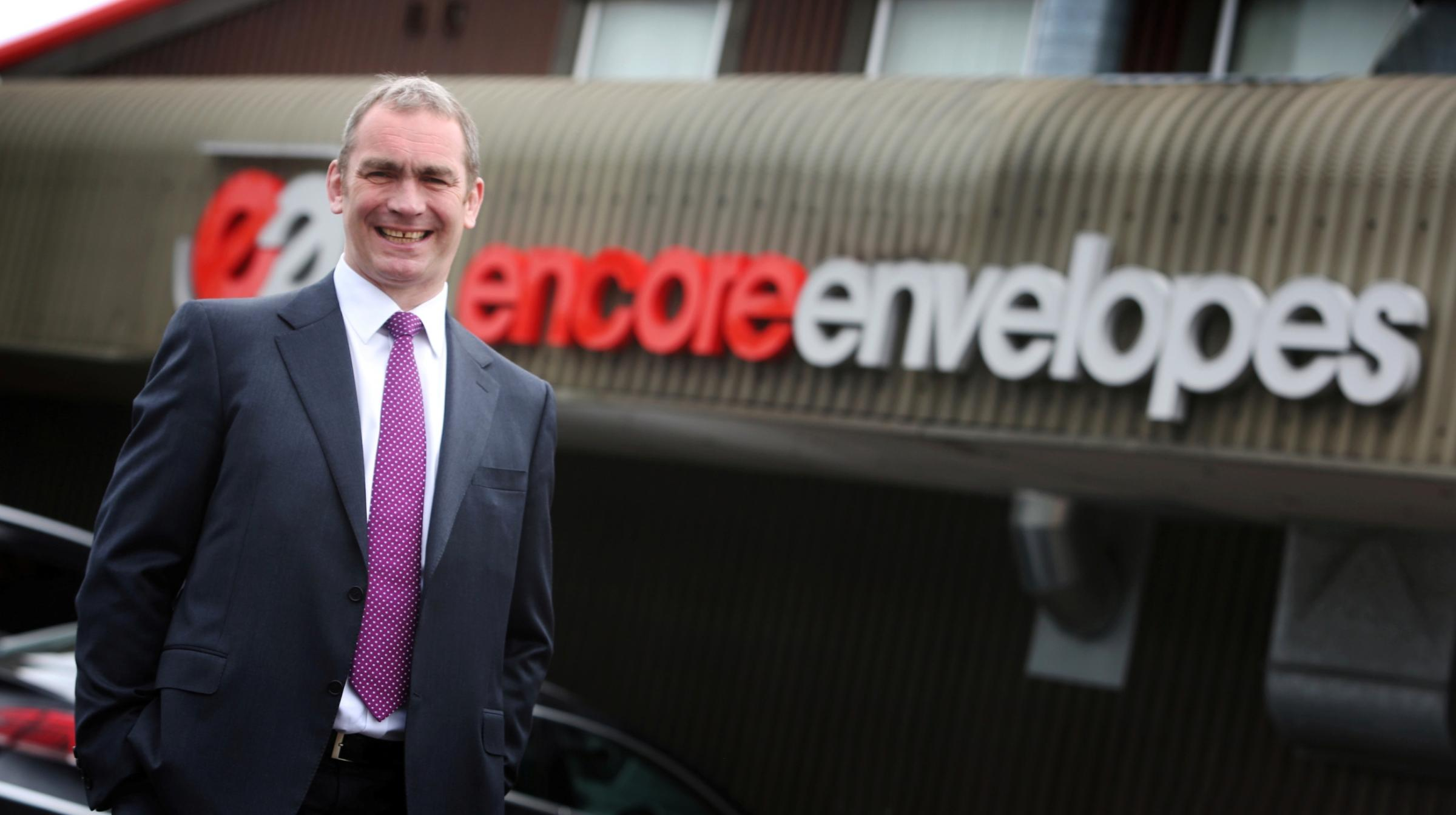 DEAL: Russell Croisdale, Encore's managing director