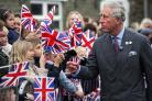 ROYAL: Prince Charles, during his last visit to County Durham in 2012 Picture: NORTH NEWS