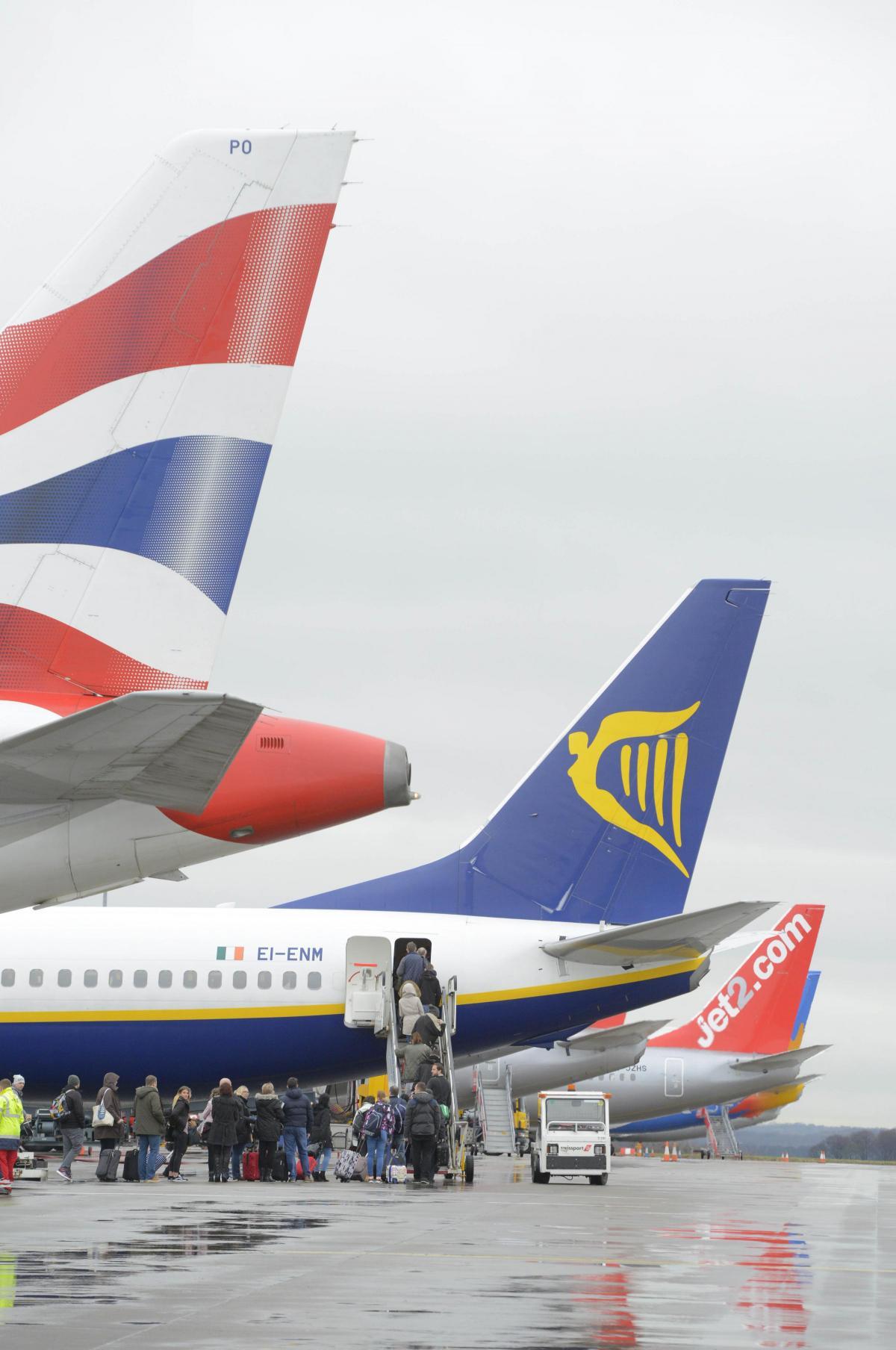 David laws chief executive at leeds bradford airport eyes leeds bradford airport boss reveals new flight plan as work to overhaul terminal ramps up m4hsunfo