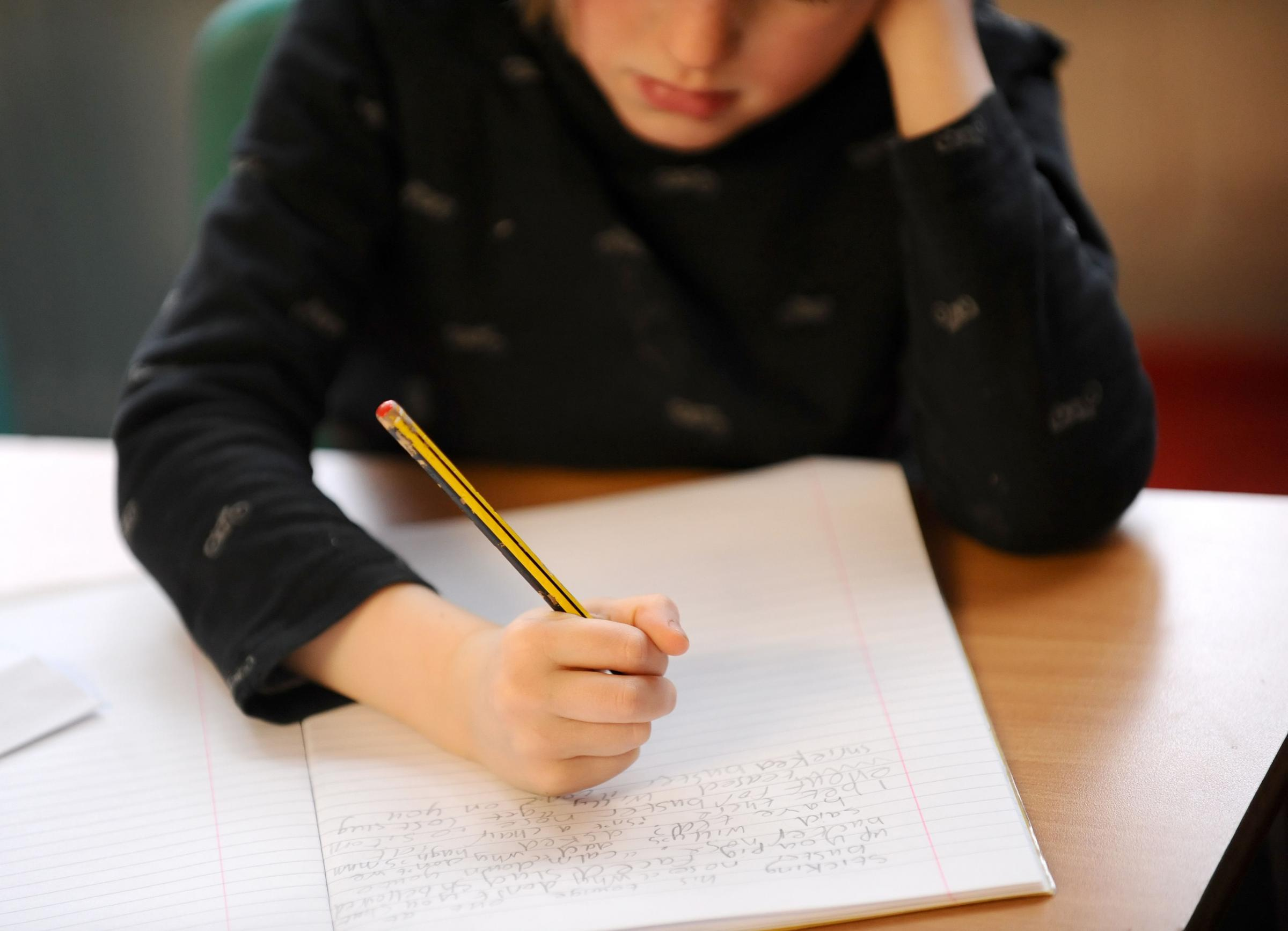 A study suggests that children who grow up in areas that have the greatest literacy challenges are also likely to live much shorter lives than their peers. Picture: Dominic Lipinski/PA Wire