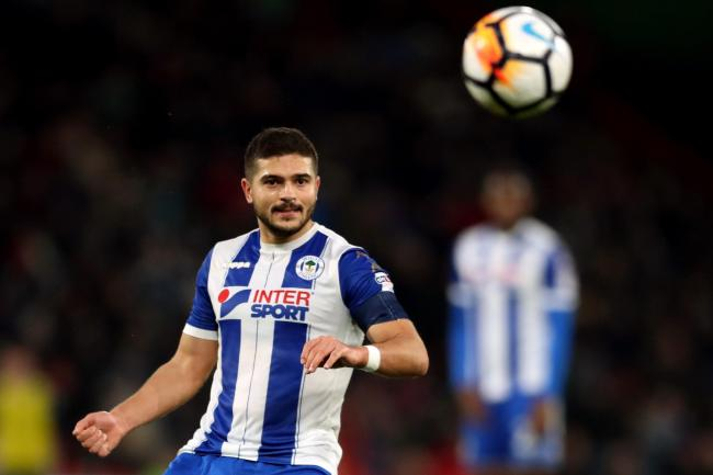 Middlesbrough have agreed a deal for Wigan midfielder Sam Morsy