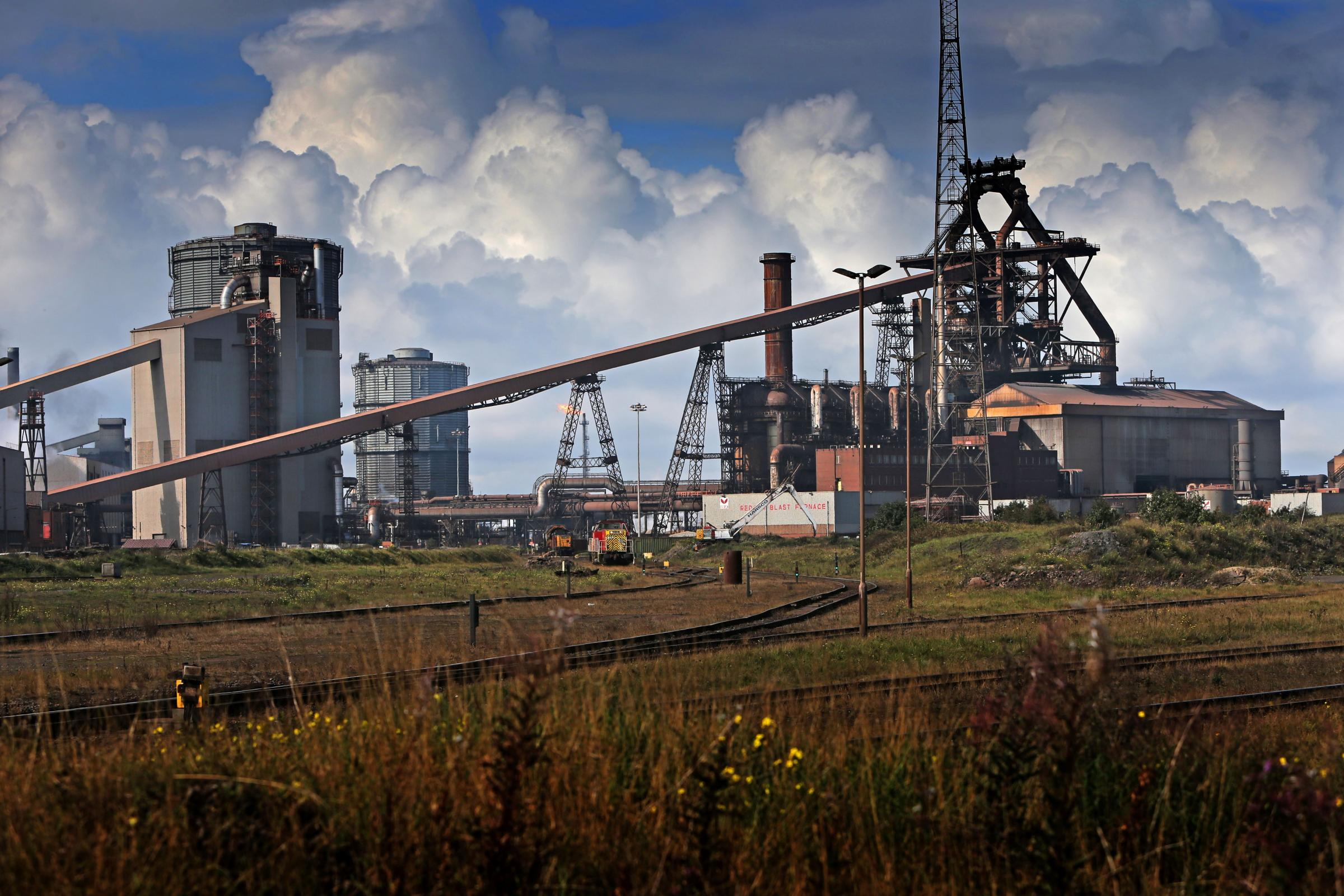 JOBS: The SSI Redcar steel plant closed in 2015 with the loss of 1,700 jobs. Picture: TOM BANKS