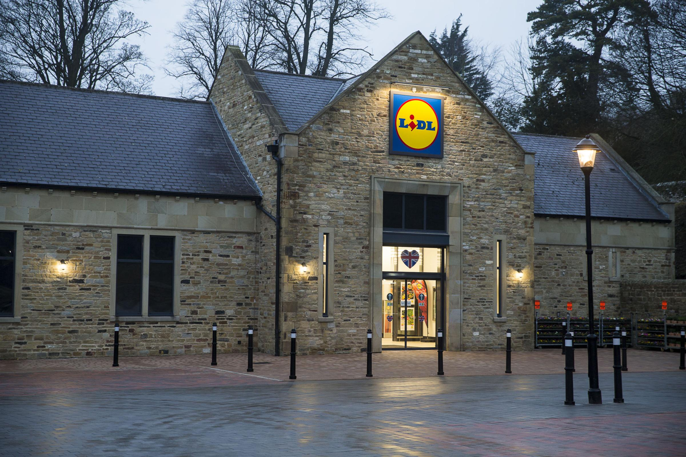 COMPLETE: A new Lidl store has opened in Richmond. Picture: Lidl