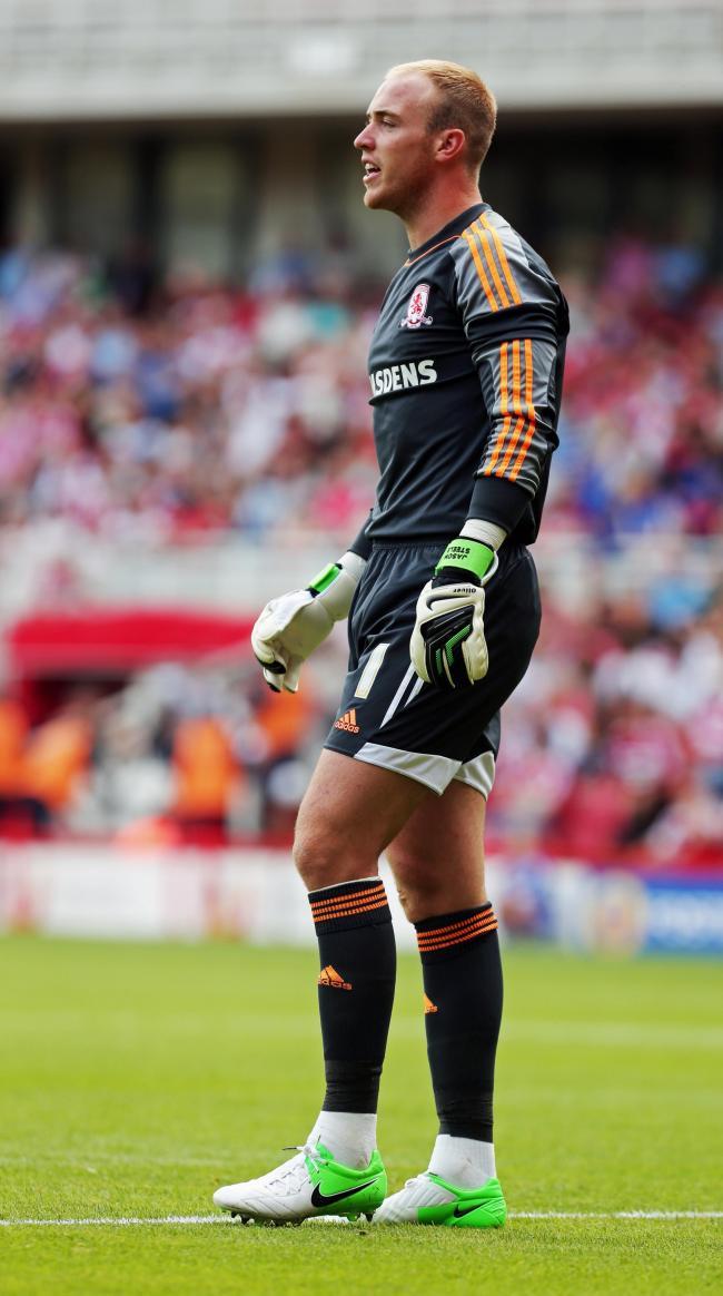 696608230ac IN DEMAND  Brighton are keen to sign Sunderland goalkeeper Jason Steele