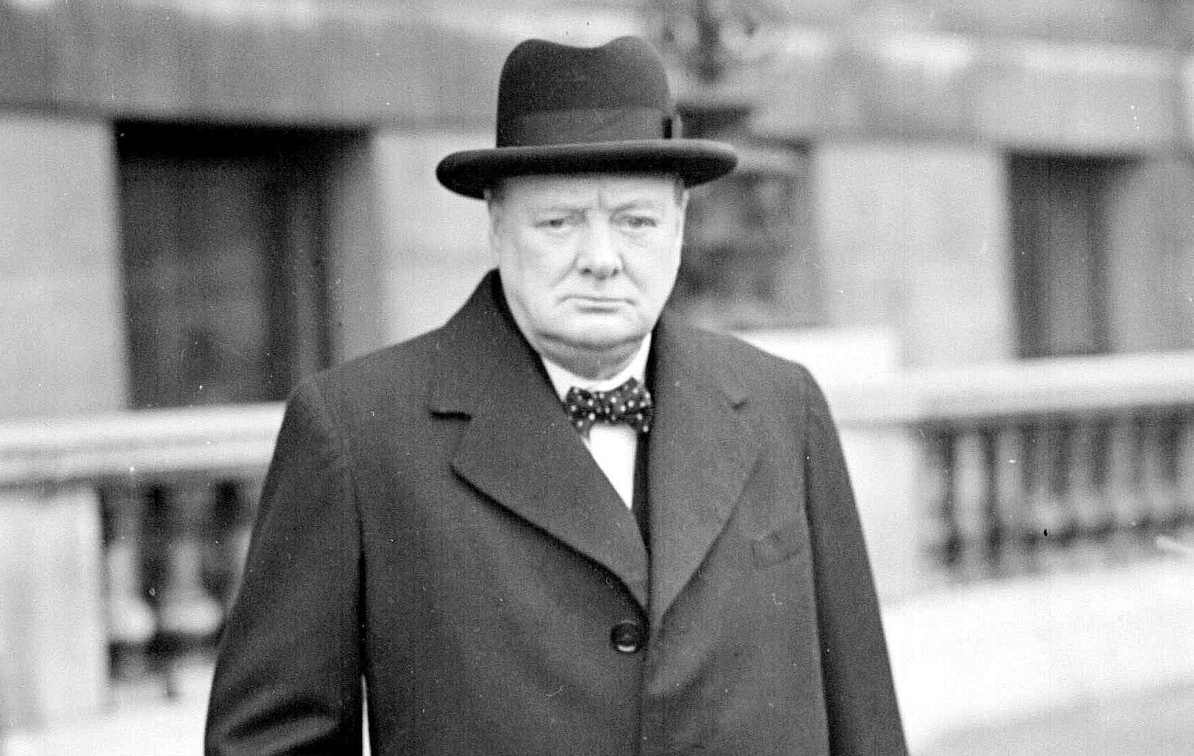 Churchill is regarded by many as the greatest Briton ever, but for some he remains an intensely controversial figure