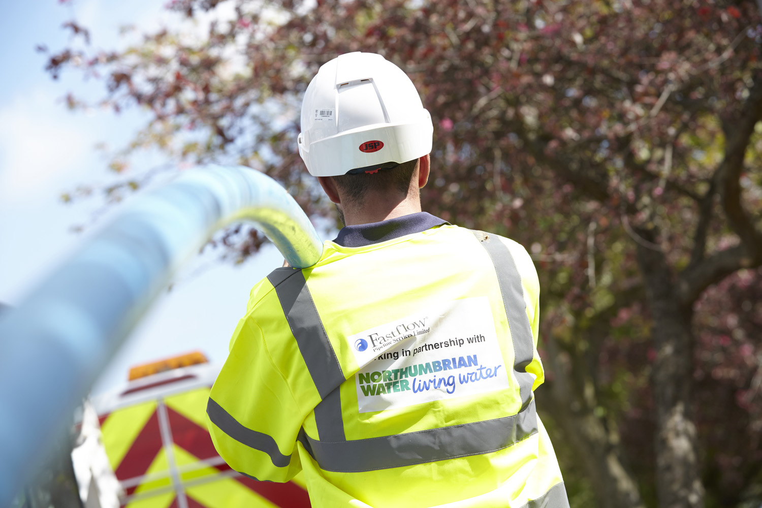 SCOPE: Fastflow Group provides infrastructure maintenance and improvement services to Northumbrian Water and Scottish Water