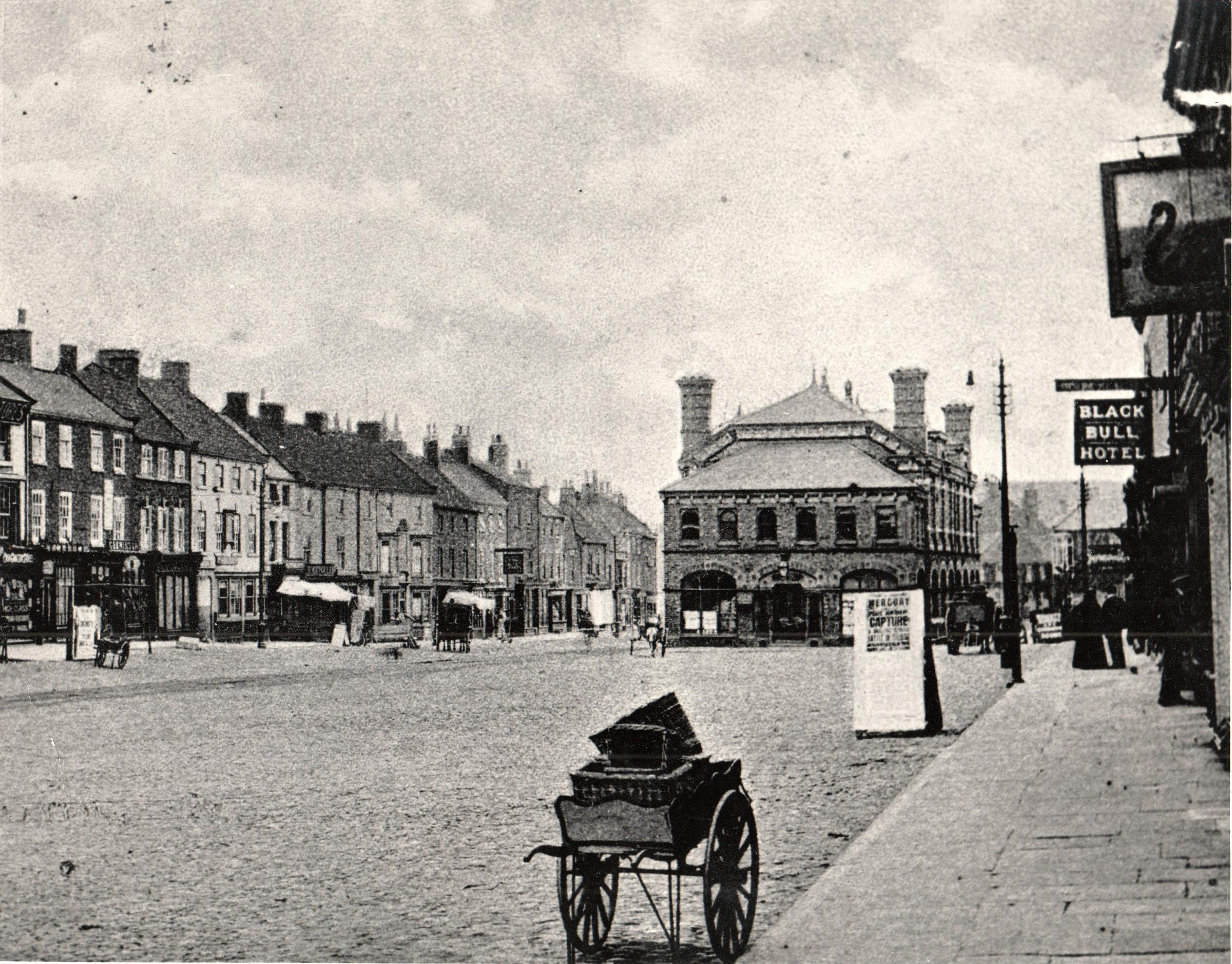 The History of Northallerton