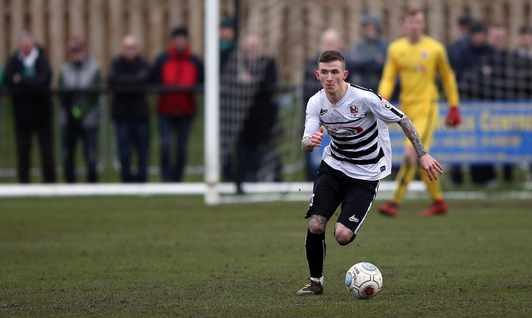 AVAILABLE: Darlington's Ben O'Hanlon. Picture: CHRIS BOOTH