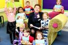 BUILDING: Homebuilder Taylor Wimpey inspires the next generation with the launch of its book at Alverton Primary School