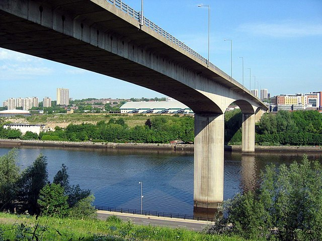 The Redheugh Bridge