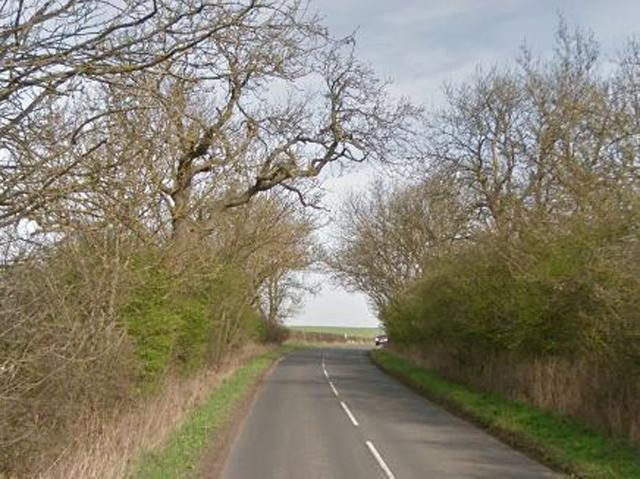 SCENE: Scene of after-dark collision, on Pit House Lane, Leamside  Picture: GOOGLE