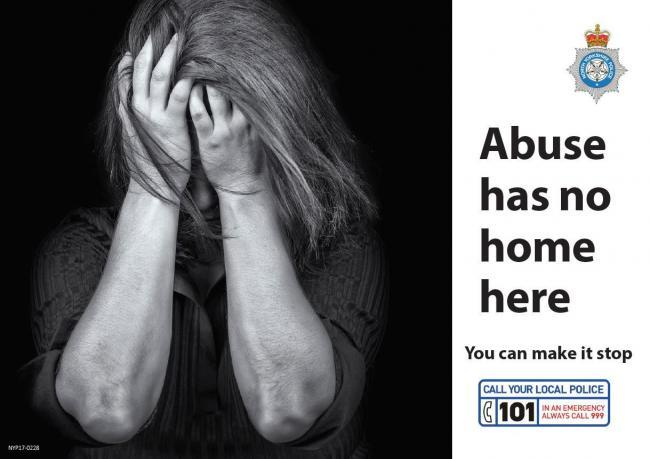 HELP: The No Home Here campaign aims to tackle hate crime Picture: NORTH YORKSHIRE POLICE