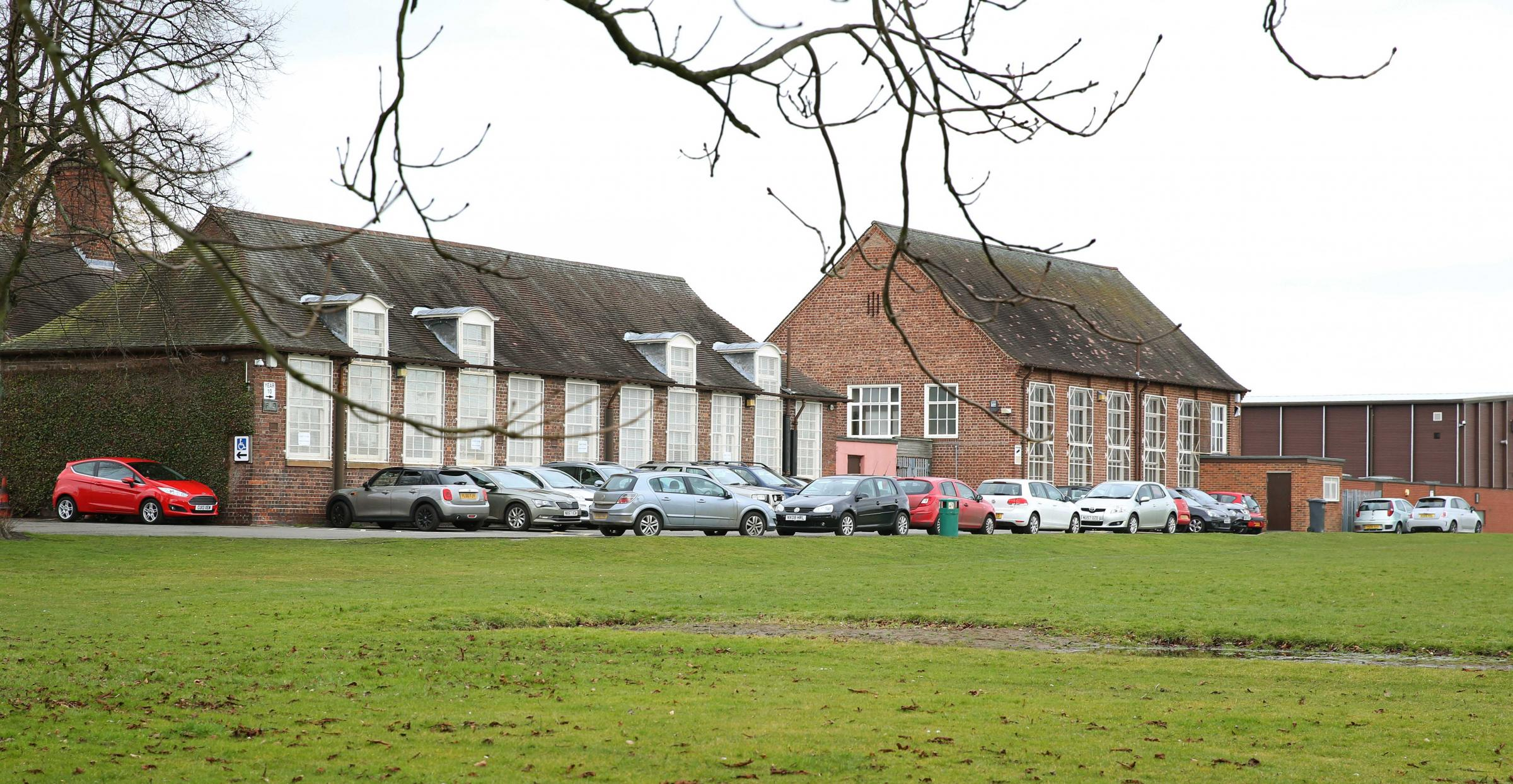 'INADEQUATE': Northallerton School and Sixth Form College. Picture: RICHARD DOUGHTY PHOTOGRAPHY