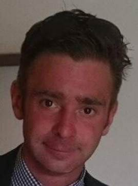 MISSING: Johnathon Alderton, 43, from Darlington