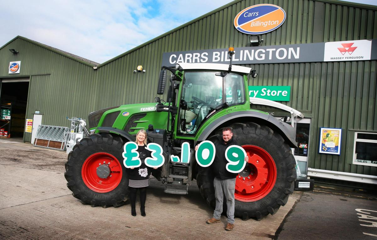 When Was Last Time You Thanked Tractor >> Jane Hogarth Memorial Tractor Run Raises 3k For Cancer Charity