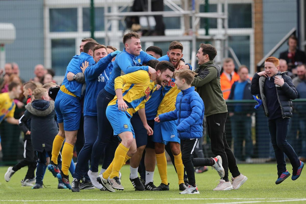 Image result for stockton town vs marske fa vase semi