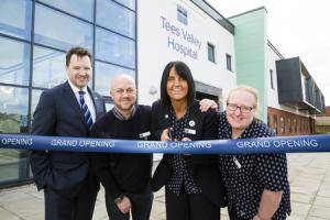 £23m Tees Valley hospital opens on historic site