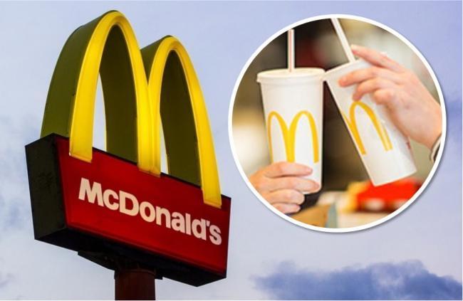 Image result for mcdonalds no plastic straws