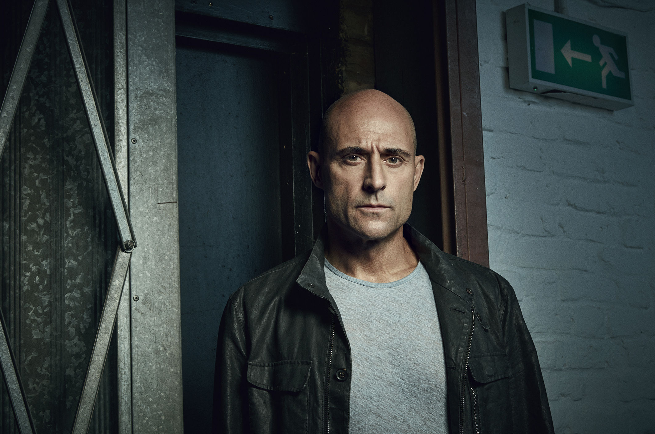 Deep State. Pictured: Mark Strong as Max Easton.