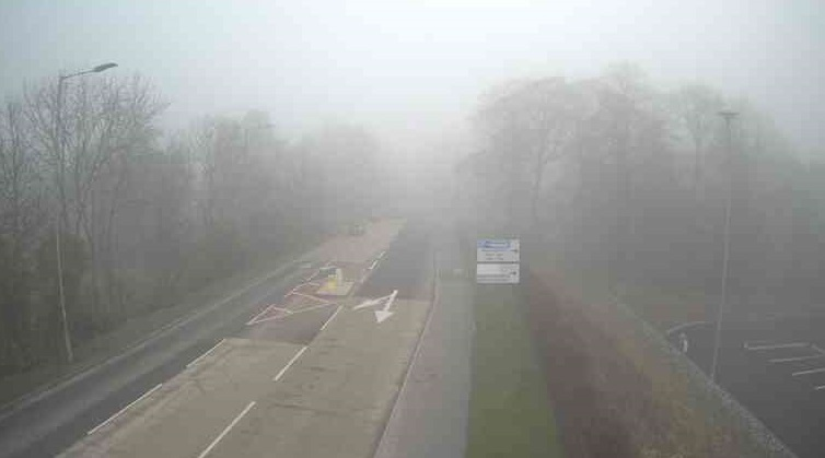 Fog Warning For Drivers Around Durham The Northern Echo