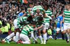 Celtic eased into another final (Ian Rutherford/PA)