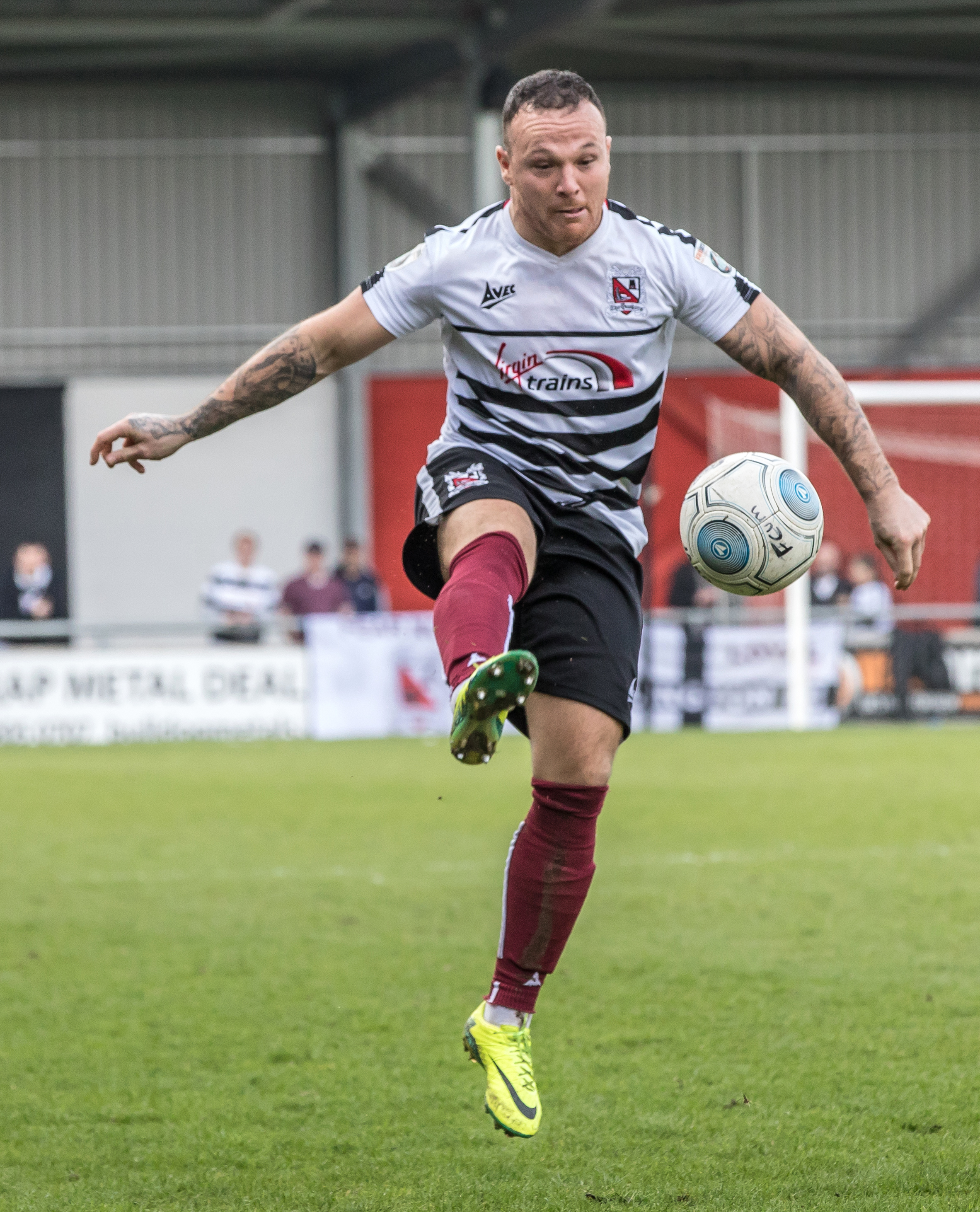 RECALL: Darlington's Stephen Thompson