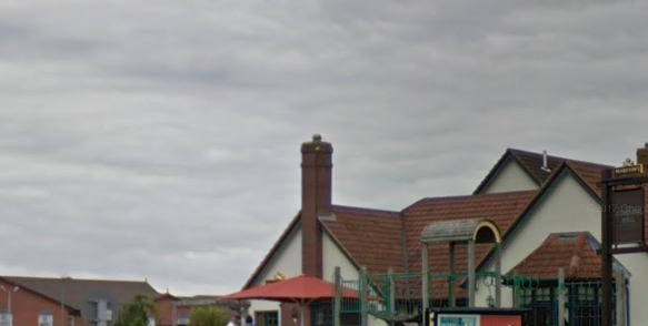 ROW: Cobblers Hall in Newton Aycliffe Picture: Google
