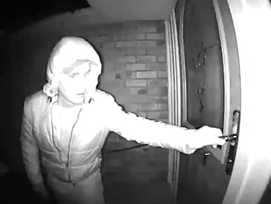 Footage Released Following Burglary and Attempted Burglaries in Marton Picture: CLEVELAND POLICE