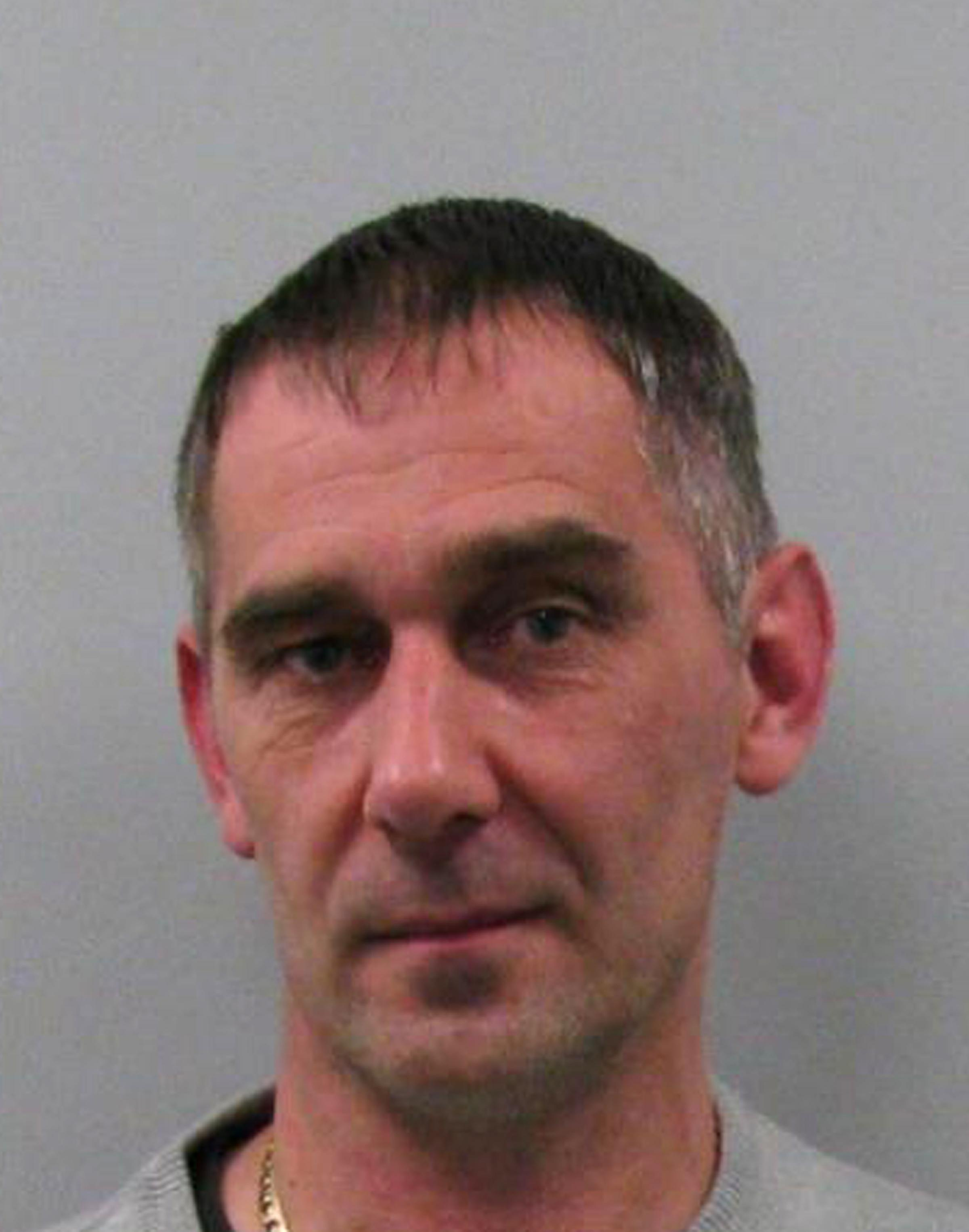 JAILED: Serial predatory paedophile Jeffrey Errington has been jailed for 24 years for abusing 11 boys