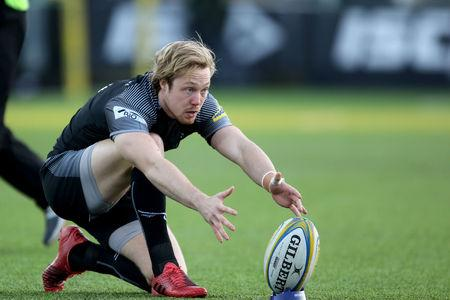 Joel Hodgson returns to the Newcastle Falcons side against Bristol