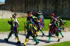 DANCE: Morris dancers from across the region will descend on Barnard Castle next month