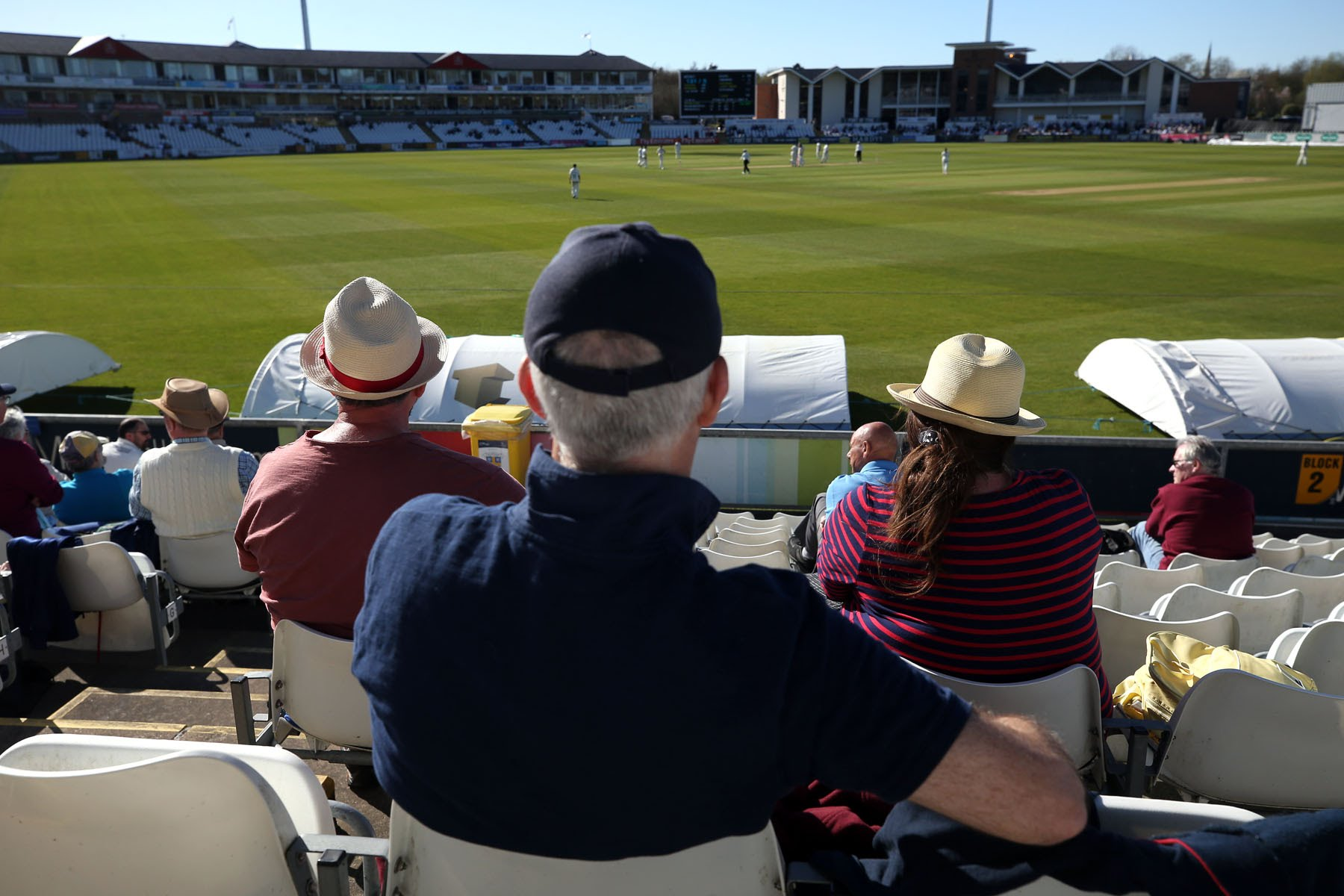 WORLD CUP: The Riverside in Chester-le-Street will host three matches of the 2019 Cricket World Cup next summer