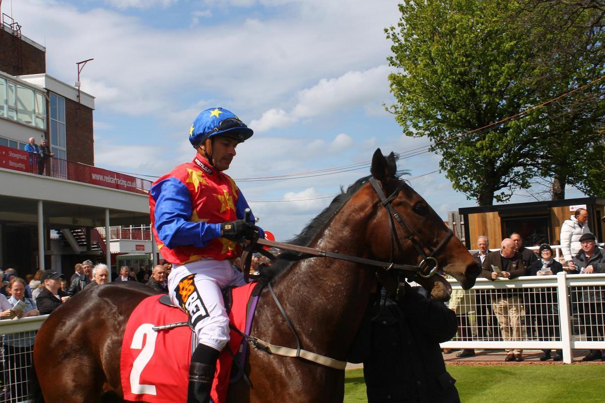Double Delight for champion jockey Silvestre de Sousa at Redcar