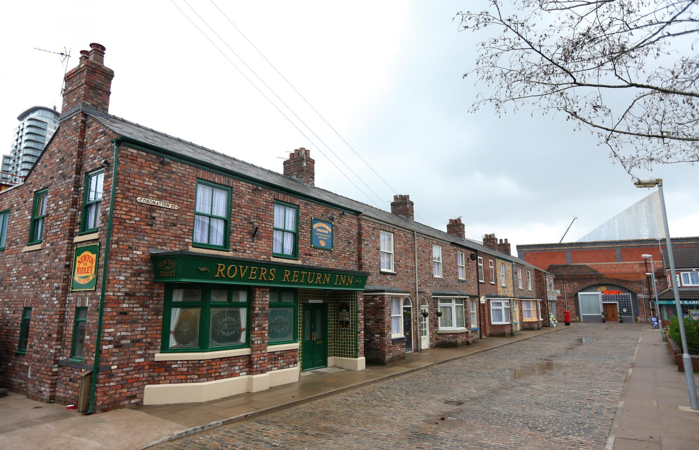 SOAPS: Coronation Street has tackled a number of serious issues in recent months. PIC: Dave Thompson/PA Wire.