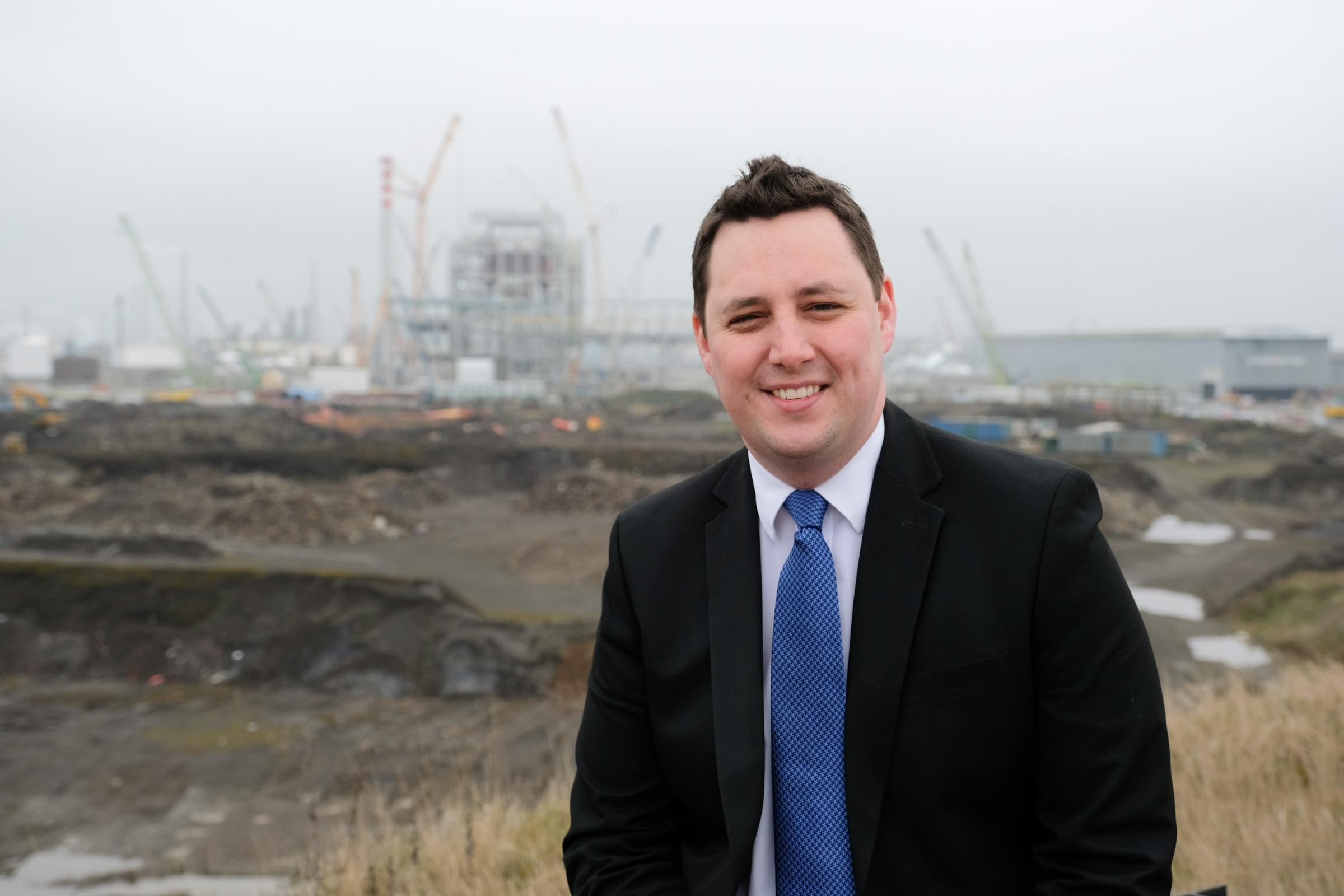 Durham Tees Valley mayor Ben Houchen. Picture: Keith Taylor