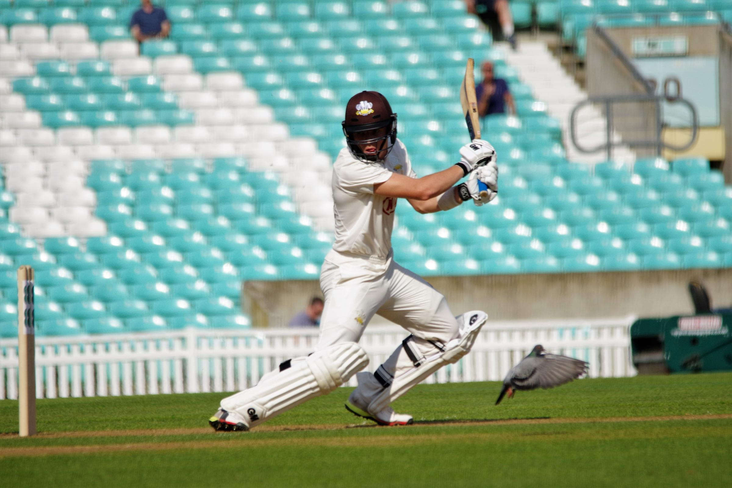 Ollie Pope of Surrey CCC. Picture: Mark Sanderson
