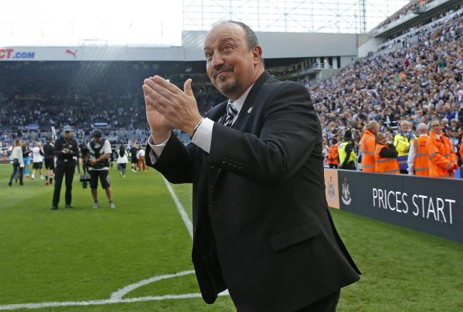 Rafael Benitez is leaving Newcastle United after failing to agree a new deal