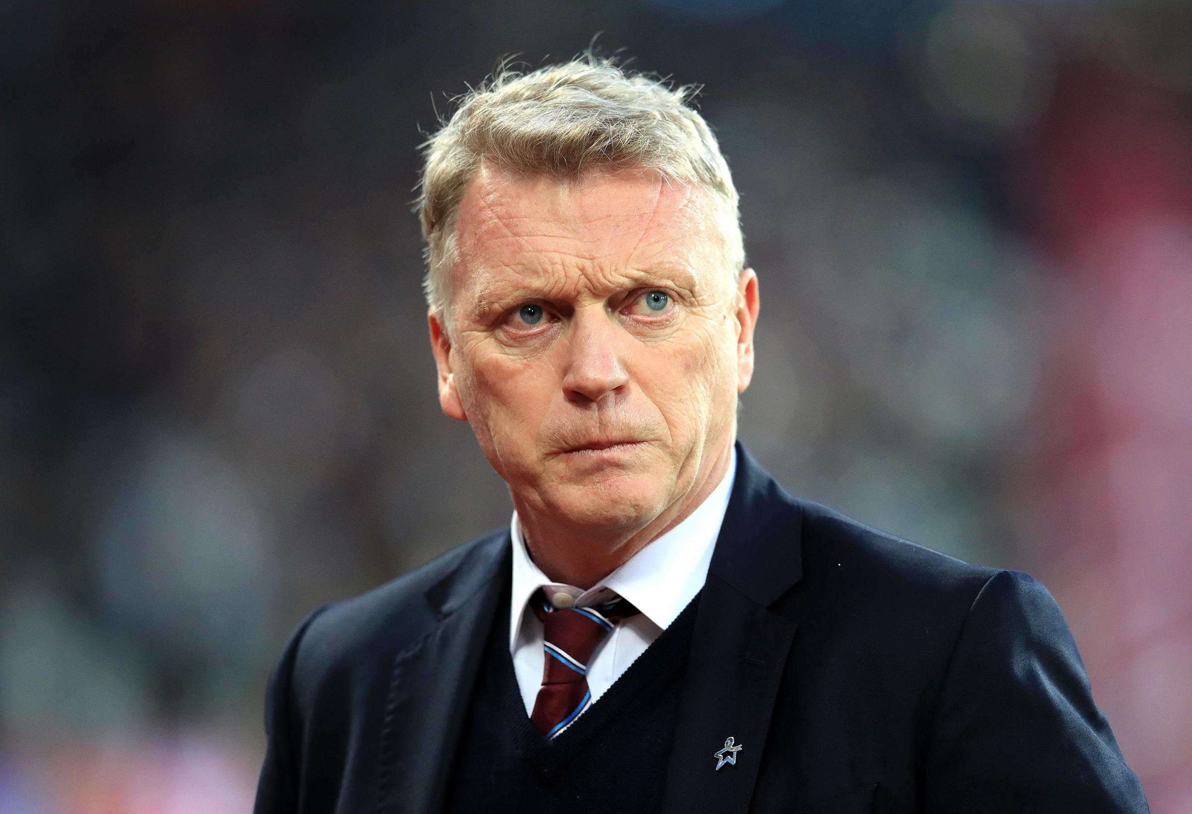 Former Sunderland boss David Moyes has been let go by West Ham. Picture: PA
