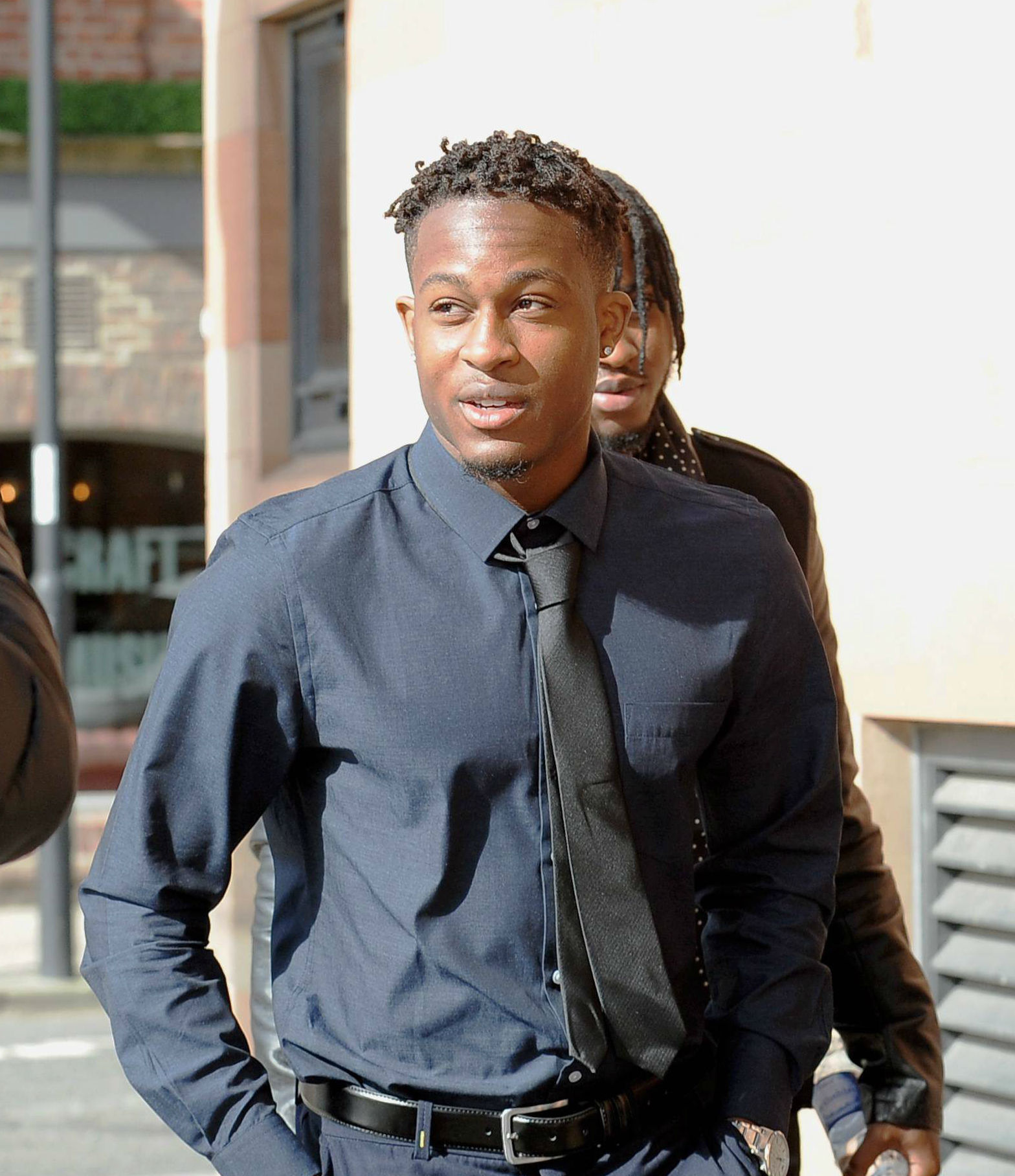 Newcastle United footballer Rolando Aarons. Picture: North News