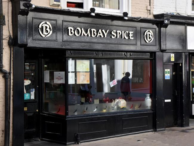 Bombay Spice in Goodramgate in York
