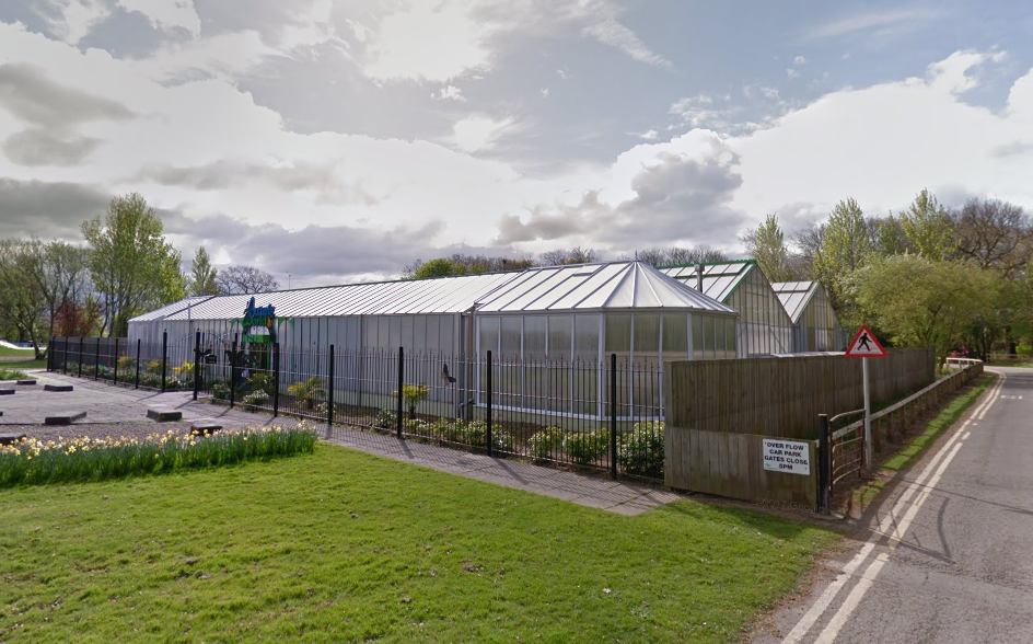 SCENE: Butterfly World at Preston Park Picture: Google