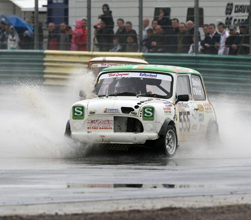 Best of British Rallycross at Croft circuit